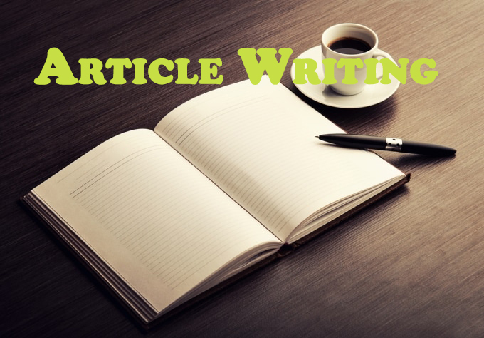 i will write article for your bussines