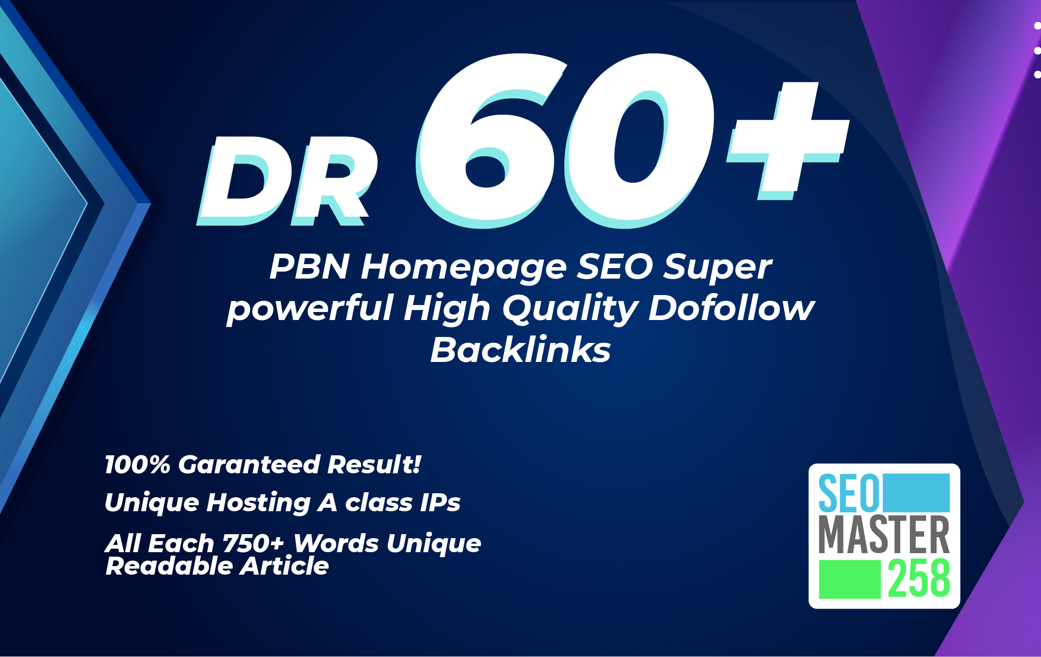 Get Lifetime 10 DR 60+ Homepage Dofollow PBN Backlinks To Rank Your Website