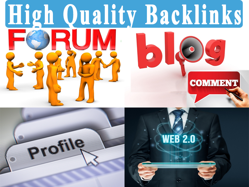 I will Provide 100 High Quality Permanent Backlinks