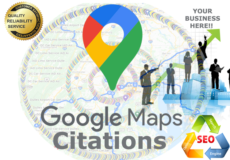 Boost GMB Ranking with 4444 Map Citations for Rank Google