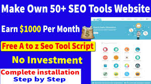 AtoZ SEO Tools - Search Engine Optimization Tools by webhosting-pro. com