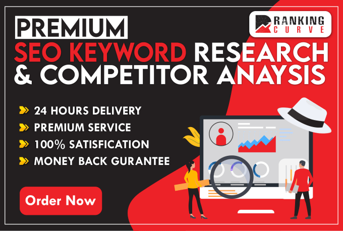 excellent SEO keyword research and competitor analysis to rank your site fast