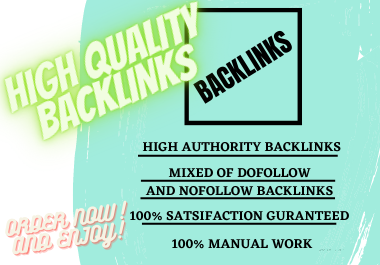 I will provide you 30 mixed backlinks to increase your site's DA PA