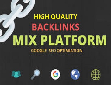 100 Dofollow Unique Mix Backlinks