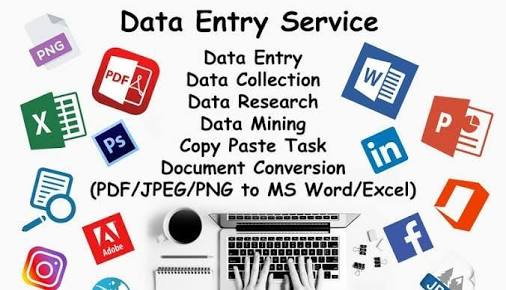 I'm working as a freelancer. I m expert in data entry and copy paste work.