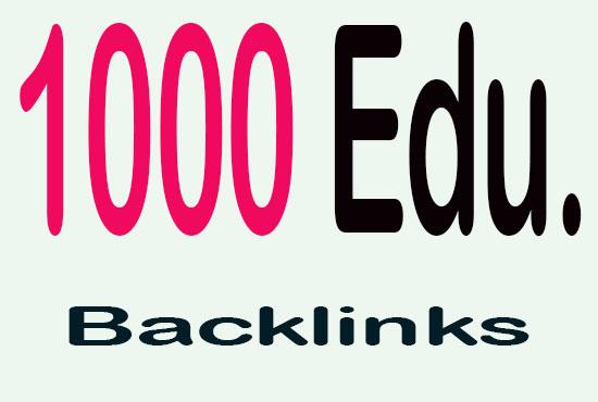 500 edu gov high authority SEO link building backlink