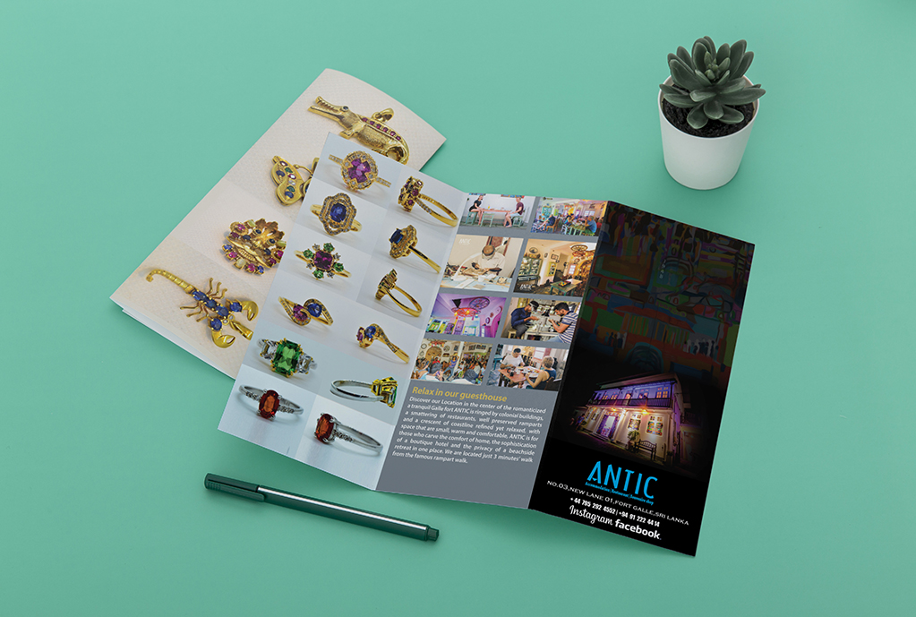I will design a amazing brochure, flayer, poster