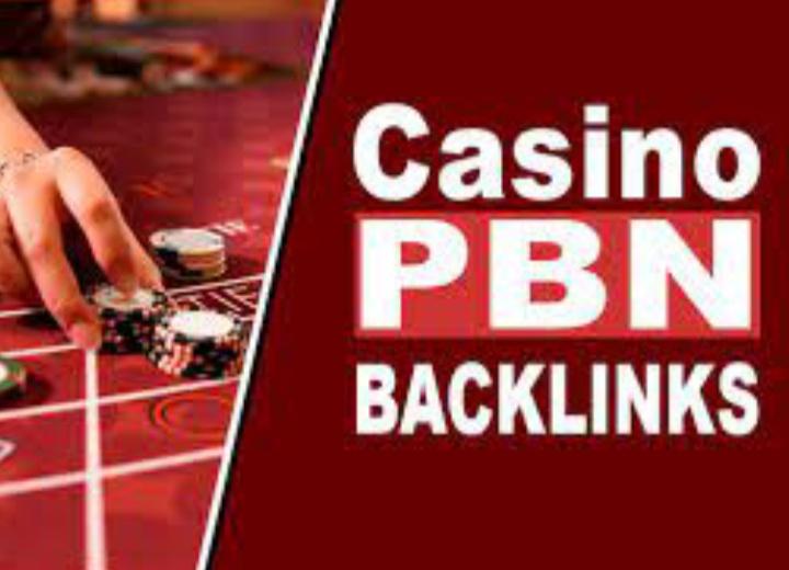 Build 100 High Quality Dofollow DA 40+ to 25+ Casino,  JudiPoker,  Gambling High Quality PBN Backlinks