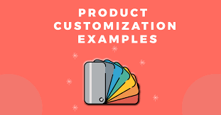 I will Customise your products and Logo animation.