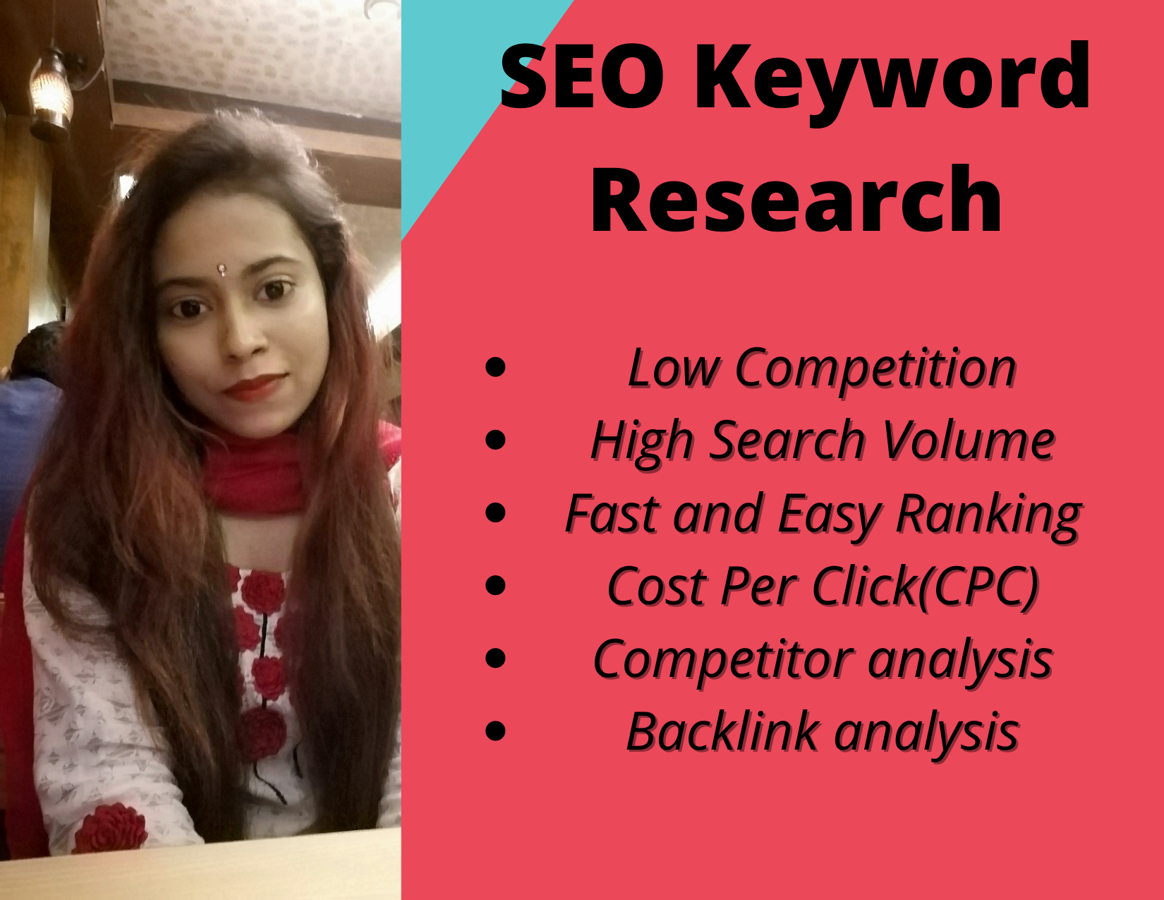 I Will do some SEO Keyword Research and Competitor analysis