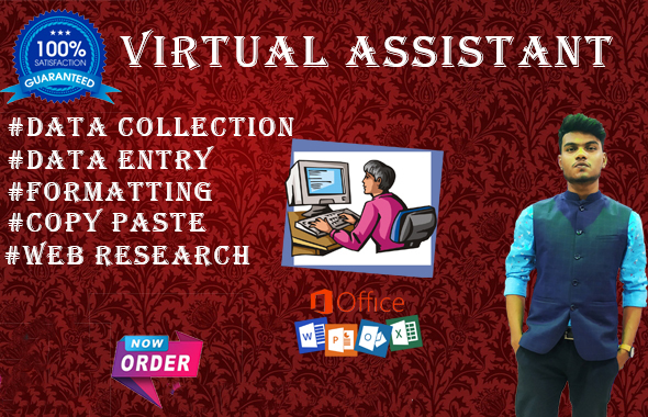 I'll Be Your Trusted Virtual Assistant