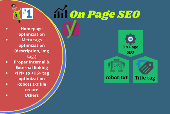 I will revitalize your website by yoast and rank math SEO plugin
