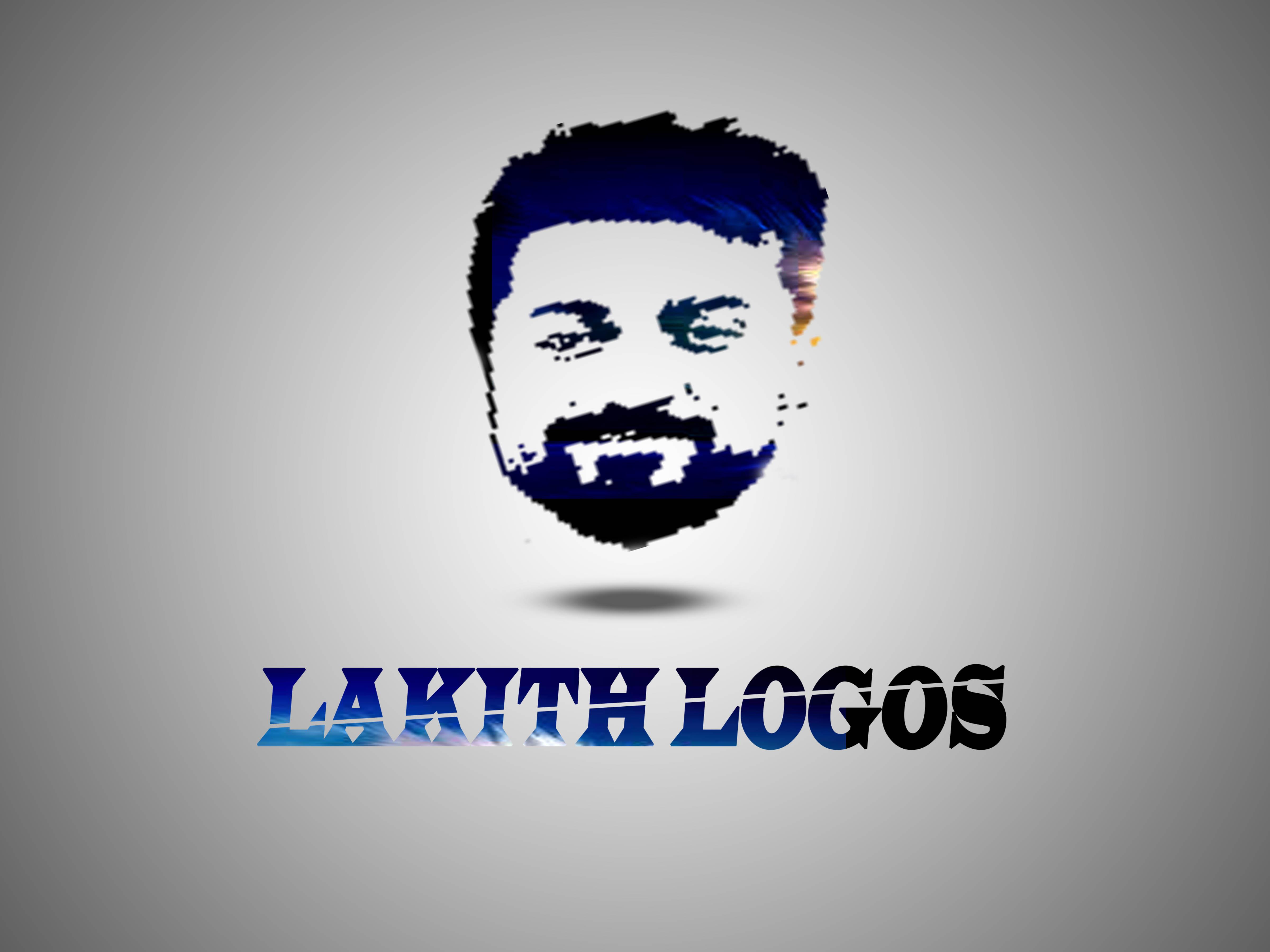 Creative face logo design. Creative any face logos you want.
