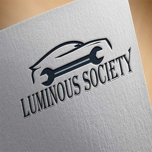 logo design I will design a creative modern minimalist logo for you seo