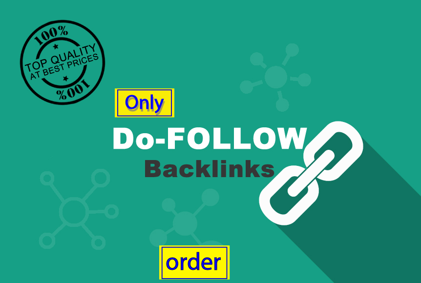I will provide 100 powerful backlinks from big brand website