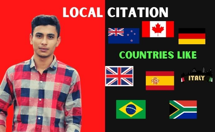 I will do local citation 25 the advance local SEO services