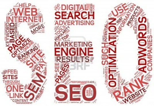 I will do white hat seo optimization deliver keyword search traffic