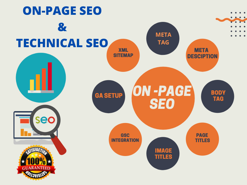 I will do professional on page optimization and technical SEO of WordPress website
