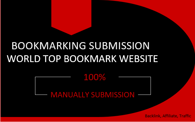 I will Create Top 60 Social Bookmarking Backlinks for Ranking Your Site