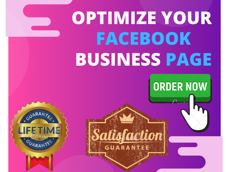 Create and setup professional Facebook Business Page
