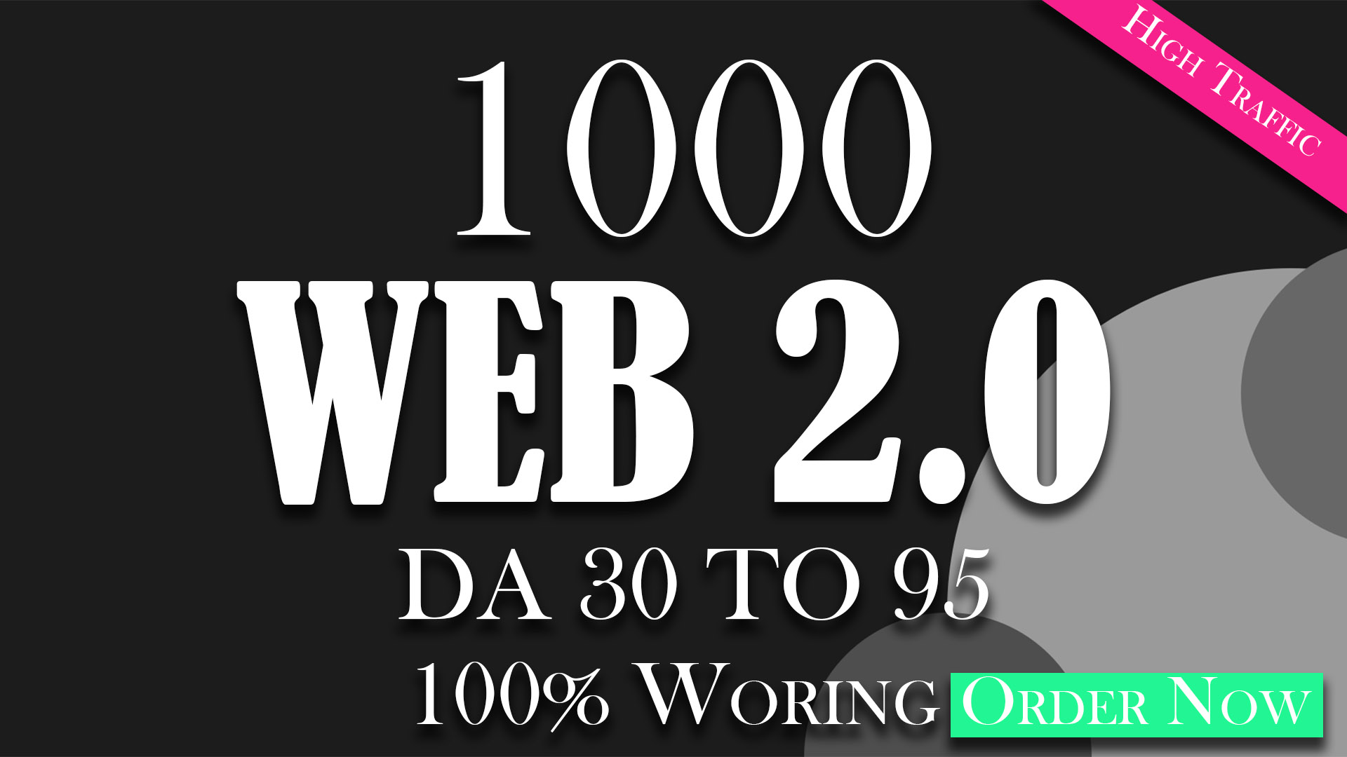 Get Web 2.0 High Quality Links