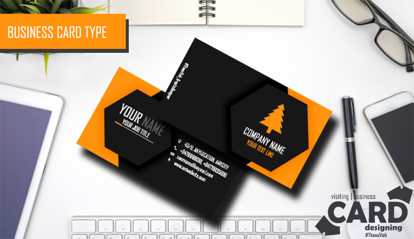 Business and Visiting card designing