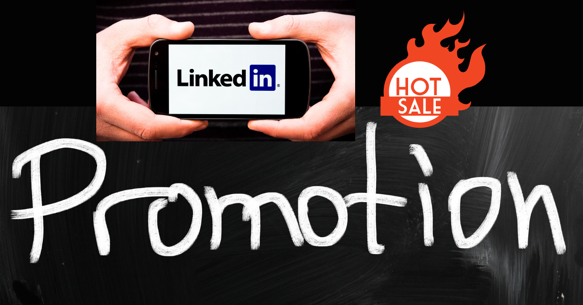 Promote Your Links & Posts To Linkedin