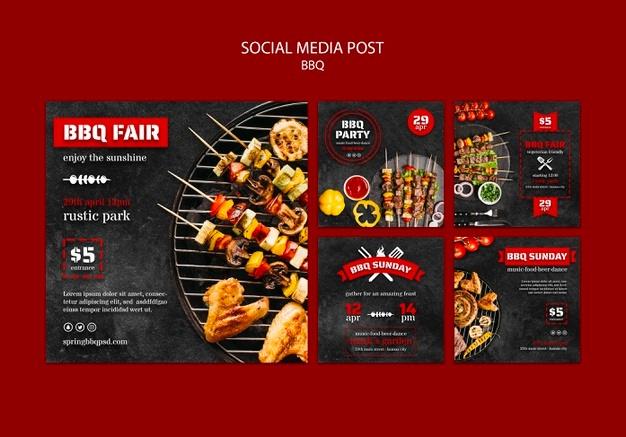 I will do creative social media design, post