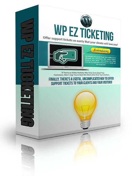 WP EZ Ticketing best Software selling company Global business development