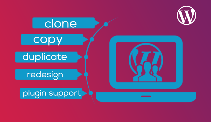 I will clone,copy redesign your WordPress website fully responsive