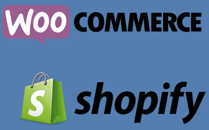 I will create ecommerce website using shopify,  woocommerce and bigcommerce store