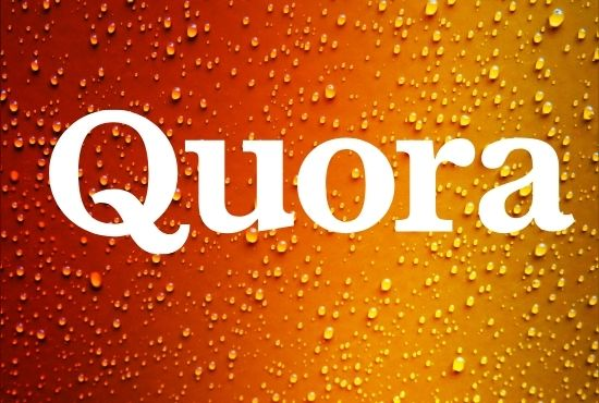 Give you business and keyword related HQ 10 Quora answer.