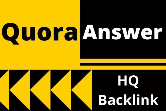 Promote Your Website in 30+ Quora Answers Backlinks with contextual link