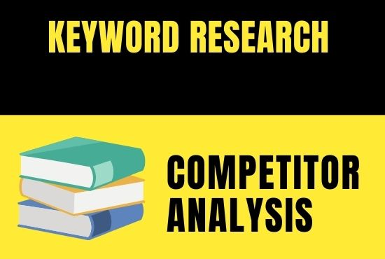 Most Effective SEO Keyword research and Competitor analysis