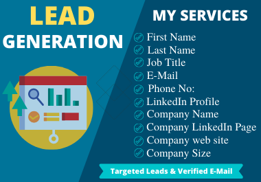 I will collect targeted B2B leads for your business