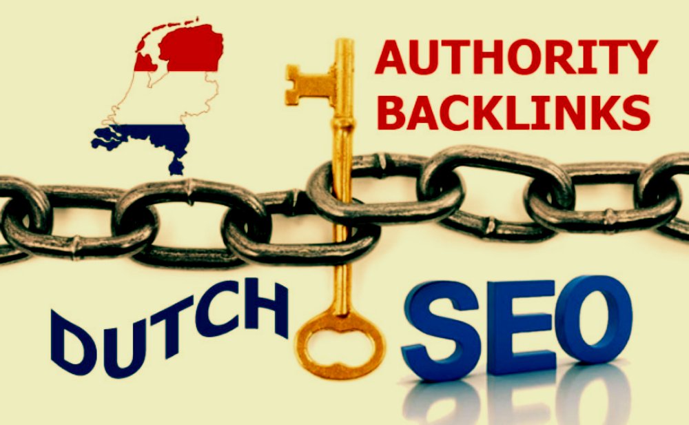 I Will Manualy create 25 permanent dutch dofollow backlinks for your website