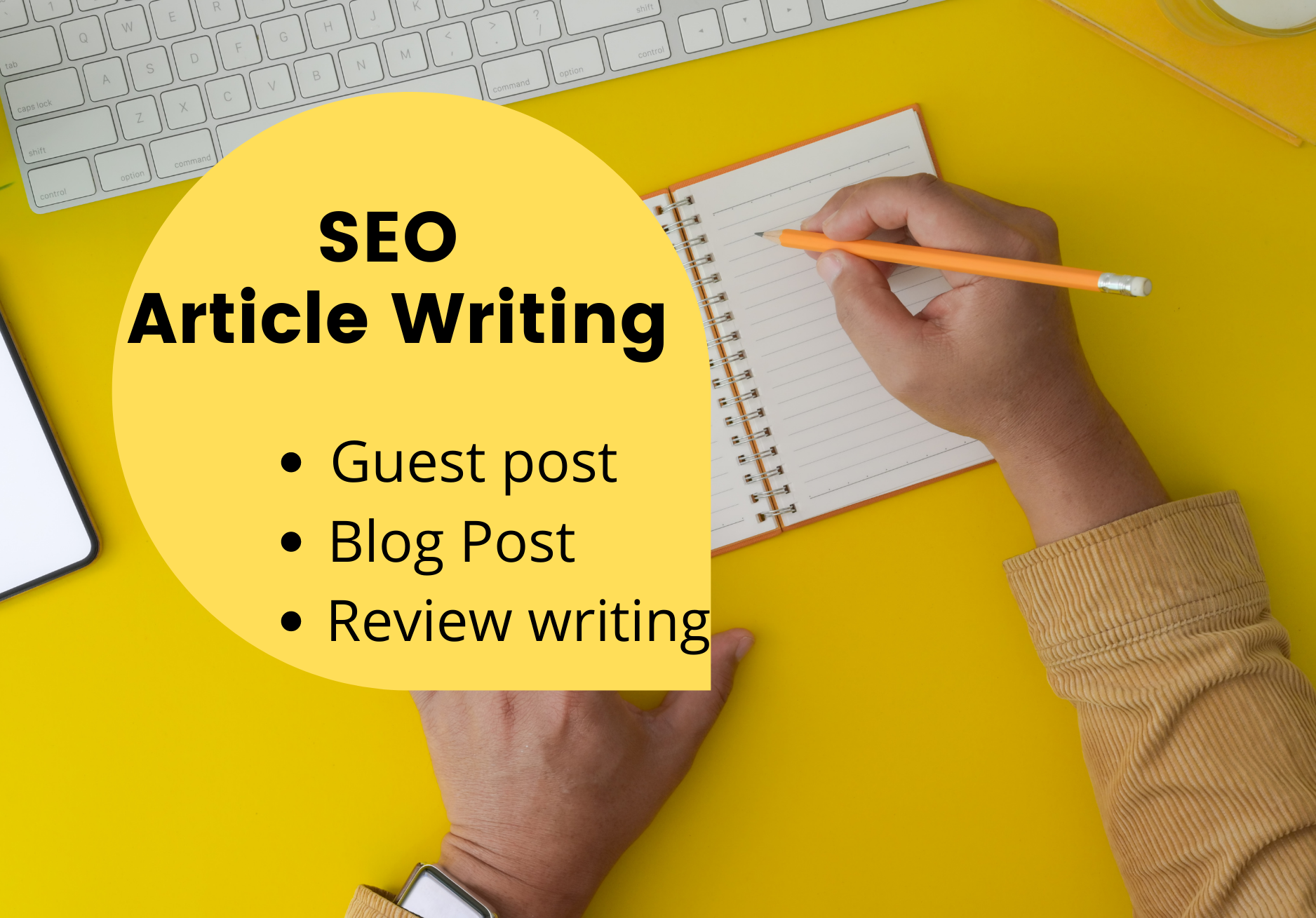 300 words High Quality Article writing