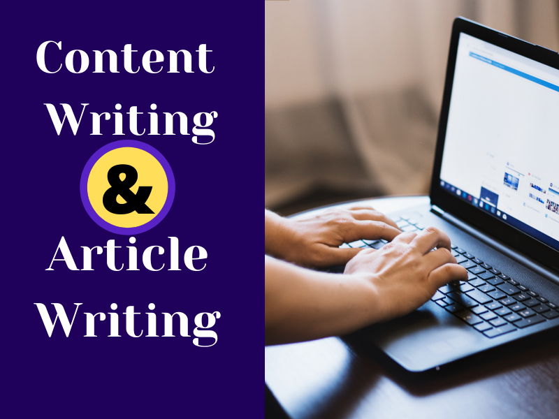 I will write 1200 words Content writing and Article writing