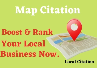 Create 200+ Google Map Citations With Add Driving Directions For Local Business