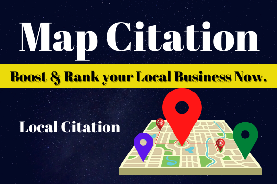 Create 150+ Google Map Citations With Add Driving Directions For your Local Business,  Local SEO