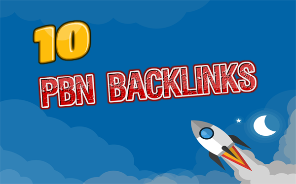 I Will to 10 High PBN DR 50+ Perment Homepage BackLinks