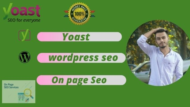 Wordpress page optimization and set up yoast SEO plugin