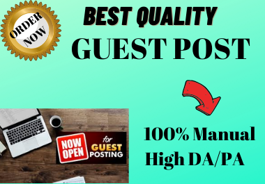 Write and Publish 5 Guest Post on HQ website permanent backlink antique article