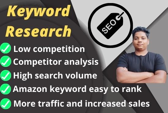 Long tail SEO keyword research that ranks