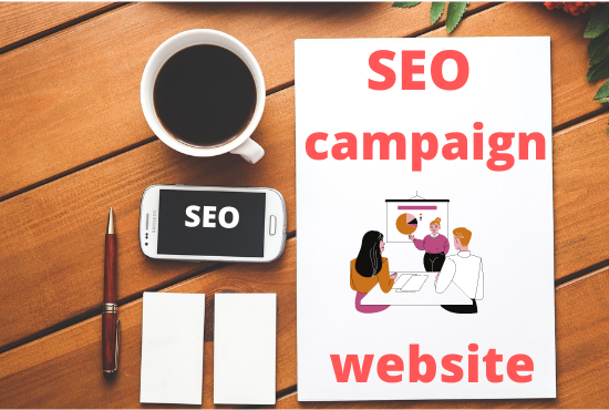I will do a full SEO campaign for your website