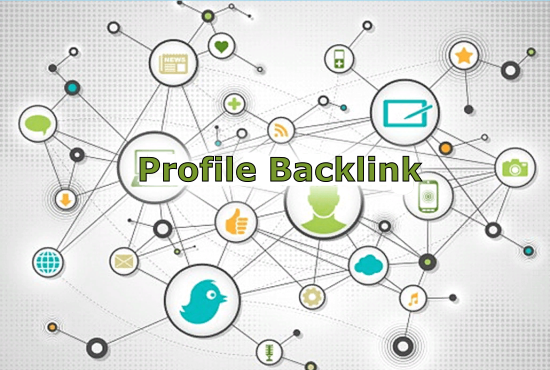 I will do 100+ HQ Profile Backlink with High DA PA sites.