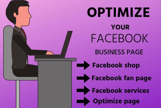 I will Create and optimize your Facebook page
