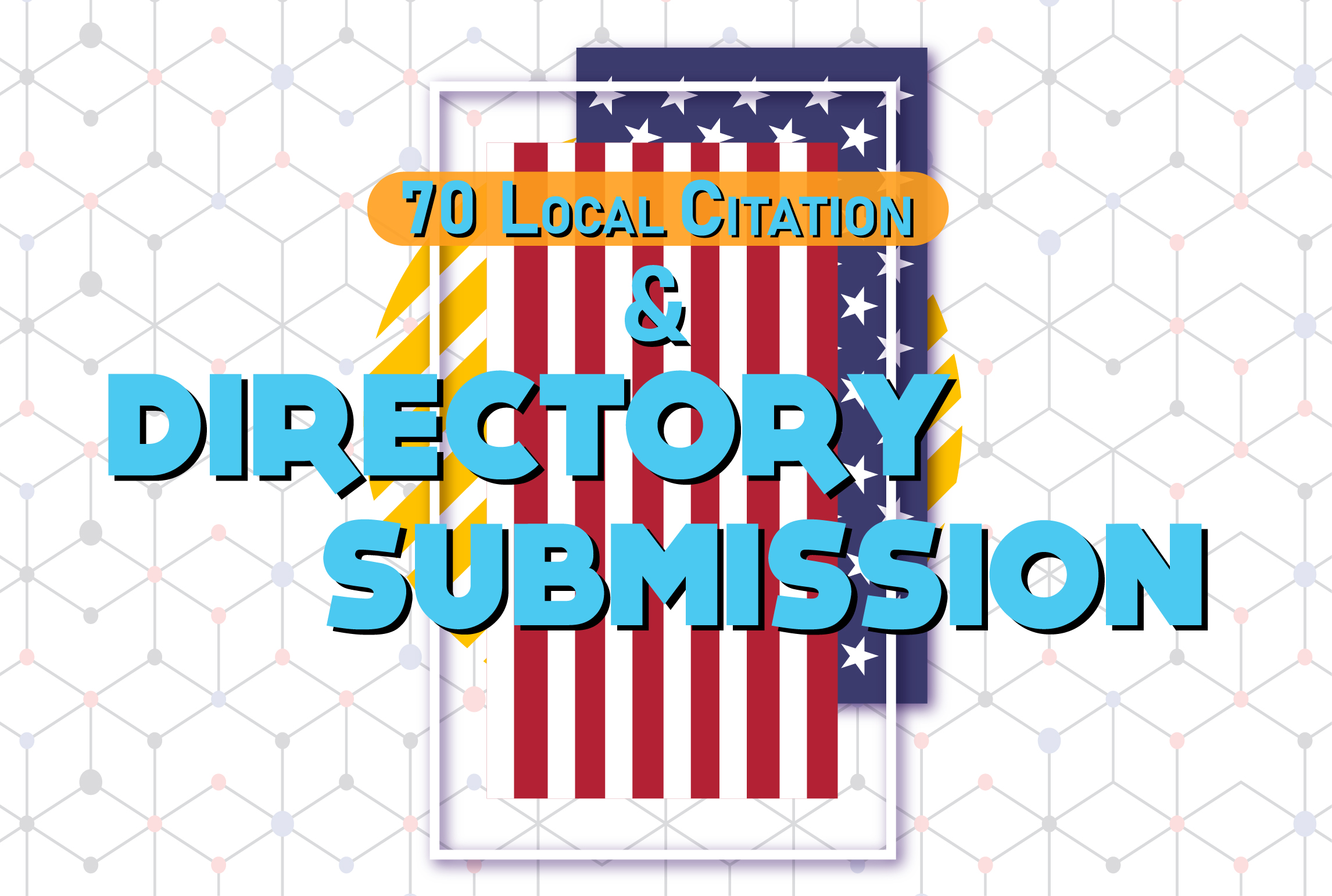 I will do top 70 USA local citations and directory submission