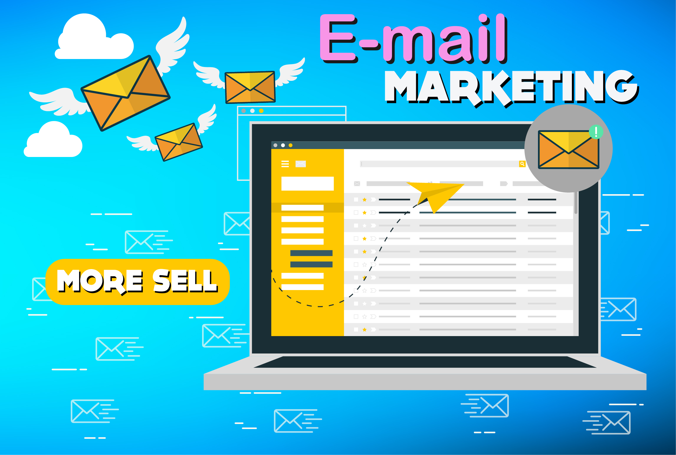 I will grow your business with a 5000 NICHE targeted email list