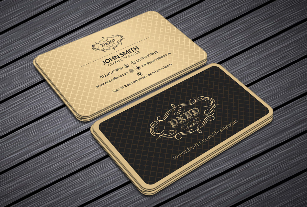 I will design your print ready professional business card, within few hours